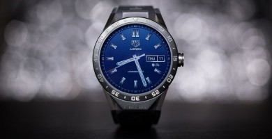 Smartwatch Tag Heuer